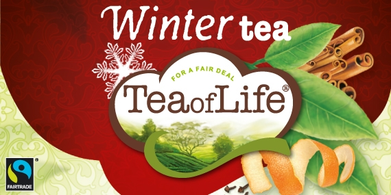 Limited Edition Winter tea