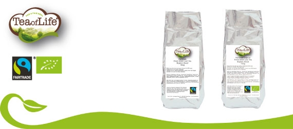 Tea of Life introduces second Fairtrade tea line for hot-drink machines