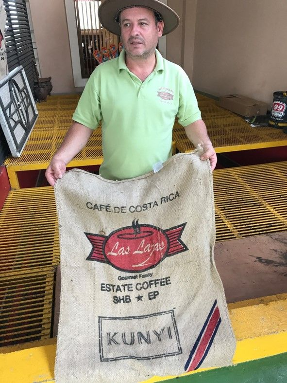 Marcel Vogel 25 years in coffee and tea :